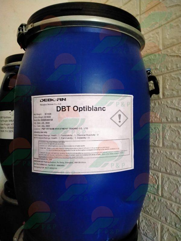 DBT Optiblanc _ Chất Tăng trắng quang học
